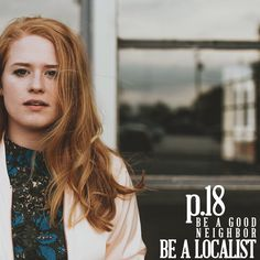Be A Good Neighbor, Be A Localist written by Candace Mattingly. Photo by Brooke Cagle. #localist #shoplocal #smallbusiness #themillmag #clt #yorkcountysc #brookecagle