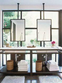 Bathroom Decorating Inspiration: Veranda's Most Memorable Spaces.