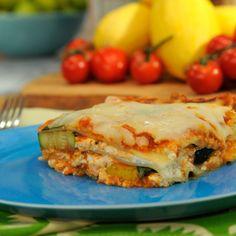 Veggie Lasagna By Marcela Valladolid