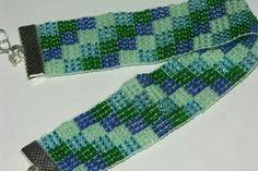Tkane na krośnie / loom beads