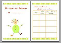 le cahier du bonhomme : programmation détaillée pour le cycle 1 Primary Education, Primary School, Cycle 1, Petite Section, Grande Section, School Classroom, Kids Learning, Activities For Kids, Science Notebooks