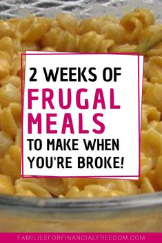 Find 40  ideas for quick cheap meals on a budget! These are great family meals on a budget! Budget family meals for under $5! Super easy and cheap meals for families or kids! Find cheap dinners! Find cheap recipes under 5! Check out cheap recipes for families! #dinner #easydinner #familydinner #cheapdinners #cheapmeals #meals #savemoney #money #family #save #frugal #budget #30minutemeals #mealprep #easymeals Super Cheap Meals, Cheap Easy Meals, Cheap Dinners, Cheap Recipes, Easy Recipes, Cheap Family Dinners, Cheap Food, Budget Recipes, Budget Family Meals