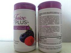 JuicePLUS + marjasekoitus