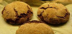 sauvajyvänen: Ruisleipä Muffin, Breakfast, Food, Recipes, Morning Coffee, Essen, Muffins, Meals, Eten