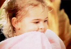 Princess Madeleine as a baby and toddler