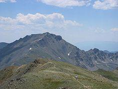 Mount Harvard ([Collegiate Peaks] (Sawatch Range)