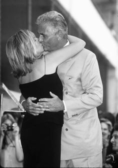 Barbra Streisand and James Brolin...still beautiful after all these years!