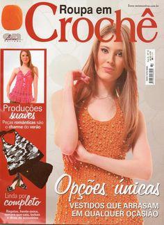 7 Revista de moda femenina para descargar gratis | Tejidos a Crochet