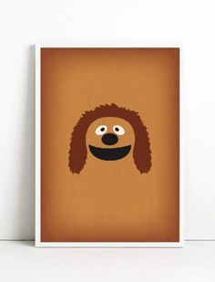 Muppet poster