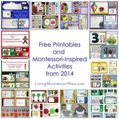 Blog post at LivingMontessoriNow.com : I have fun publishing Montessori-inspired posts using free printables at PreK + K Sharing on the 15th of each month. I've been doing it sinc[..]