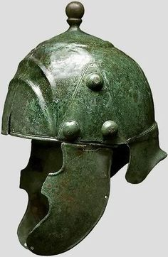 Celtic helmet, eastern Europe