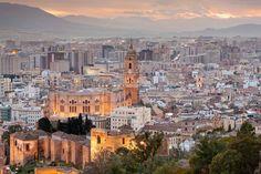 Málaga, by @cntravelerspain
