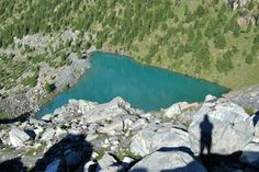 ll Lago Blu al Monte Rosa Valle D'Aosta