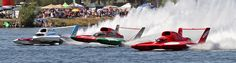 2012 Columbia Cup - Unlimited Hydroplane Race - Water Follies and Air Show - July 27 - 29