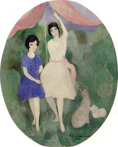 The Swing, Marie Laurencin