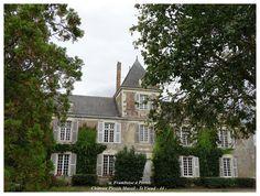 Château du Plessis Mareil - St Viaud - 44 - - Framboise à Pornic
