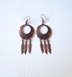 A personal favorite from my Etsy shop https://www.etsy.com/listing/255068496/10-off-sale-vintage-copper-navajo