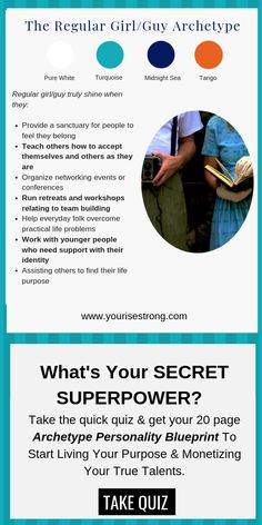 """Take the quiz to receive your page """"Soul Brand Blueprint"""". Discover Your Natural Talents That Lead To Your Profitable Life Purpose Jungian Archetypes, Brand Archetypes, Superpower Quiz, Carl Jung, Mottos, Digital Marketing Strategy, Life Purpose, Personality Types, Business Branding"""