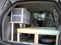 36 Magnificient Mini Van Camping Organization Ideas Magnificient Mini Van Camping Organization Magnificient Mini Van Camping Organization IdeasMany people enjoy camping trips that do Auto Camping, Minivan Camping, Truck Camping, Pickup Camping, Camping Oven, Camping Trailers, Family Camping, Car Rental, Outdoors