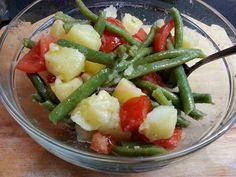 Foodie in Translation: Insalata di fagiolini, pomodori e patate