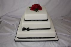 Wedding Cake - www.suikerbekkie.co.za Butter Dish, Wedding Cakes, Create, Blog, Wedding Gown Cakes, Cake Wedding, Blogging, Wedding Cake, Wedding Pies