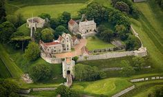 Carisbrooke Castle, Isle of Wight, Whitman's come from Isle of Wight, but I don't think we lived here!