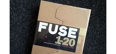 Fuse, mother of digital type experiments is back (FUSE 1-20)