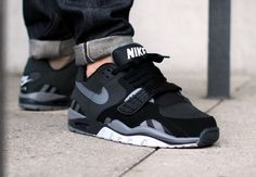 Nike Air Trainer SC 2 | Vogue Blogger