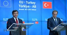 EU,Turkey agree on €3 bn aid deal for Syrian refugees in Turkey - Daily Sabah