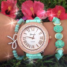 I ♥♥ turquoise!