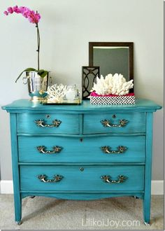 Design style for old furniture