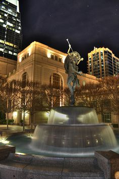 Schermerhorn Symphony Center: Nashville. I've performed here, twice. Both times were incredible. I'd love to do it again some day.