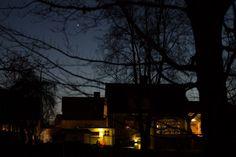 Venus - aftonstjärnan tydligt synlig nu