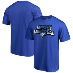 Montreal Impact LaCoupe T-Shirt - Royal