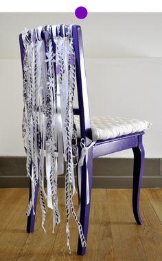 chair sash alternatives cardboard design no glue 17 best wedding cover images deco de chaise diy rubans