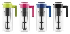Gadgets: Takeya Flash Chill Tea Maker, a Pitcher for Making Iced Tea   Serious Eats
