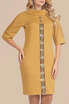 If have a strip of nice fabric, can use African Print Dresses, African Fashion Dresses, African Dress, Elegant Dresses, Beautiful Dresses, Casual Dresses, Short Dresses, Chic Dress, Dress Up