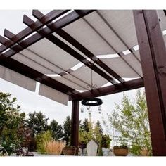 covered patio, removable cover.