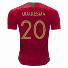 32def34f868 2018 World Cup Jersey Portugal Home Quaresma Replica Red Shirt 2018 World  Cup Jersey Portugal Home Quaresma Replica Red Shirt | Wholesale Customized  ...