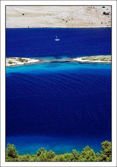 Adriatic Blue - Kornati islands, Croatia