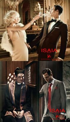 Paola Manfrin, Isaia Campaign, 2013