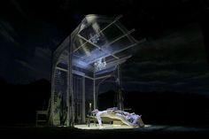 Francis O'Connor – Stage & Screen Design Ireland Set Design Theatre, Stage Design, Screen Design, Gothic Theater, Drama Stage, Theatre Stage, Scenic Design, Ireland, Scenery
