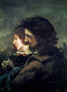 Gustave Courbet, Lovers In The Country