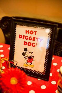 Mickey birthday printables found on etsy