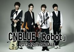 Visit www.kpopcity.net for the biggest KPOP fashion store in the world!! CNBLUEs PV for new Japanese single Robot revealed