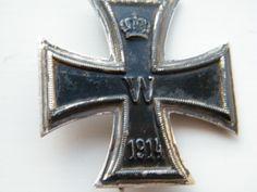 Iron cross more details @ www.ww2militaria.net The Third Reich, Luftwaffe, World War I, First World, Iron, World War One, Air Force, Steel