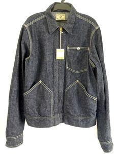824b94c3e38ea9 COPPER KING Japan 1940 s Warehouse Talon Zip Union Made Lvc WWII Denime  Jacket S  CopperKingbyWarehouseJapan