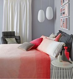 www.eyefordesignlfd.blogspot.com : Decorating With The Ombre Trend