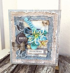 Brylupskort for Kreativ Scrapping, DT Sigrid Love Is All, I Card, Wedding Cards, Mixed Media, Scrap, In This Moment, Frame, Design, Decor