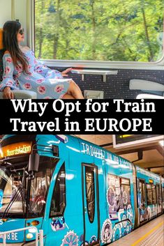 Confused about planning your first trip to Europe? Here's why you should opt for train travel in Europe and invest in a Eurail Global Pass for your travels. Road Trip Europe, Europe Travel Guide, Travel Guides, Europe Train, Travelling Europe, Travel Trip, Europe Destinations, European Vacation, European Travel